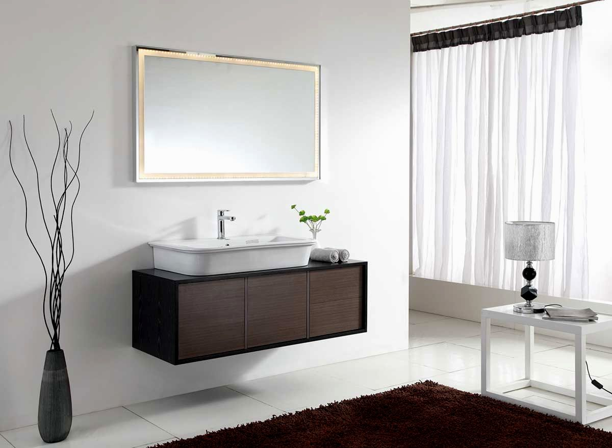 luxury floating shelves bathroom image-Wonderful Floating Shelves Bathroom Picture