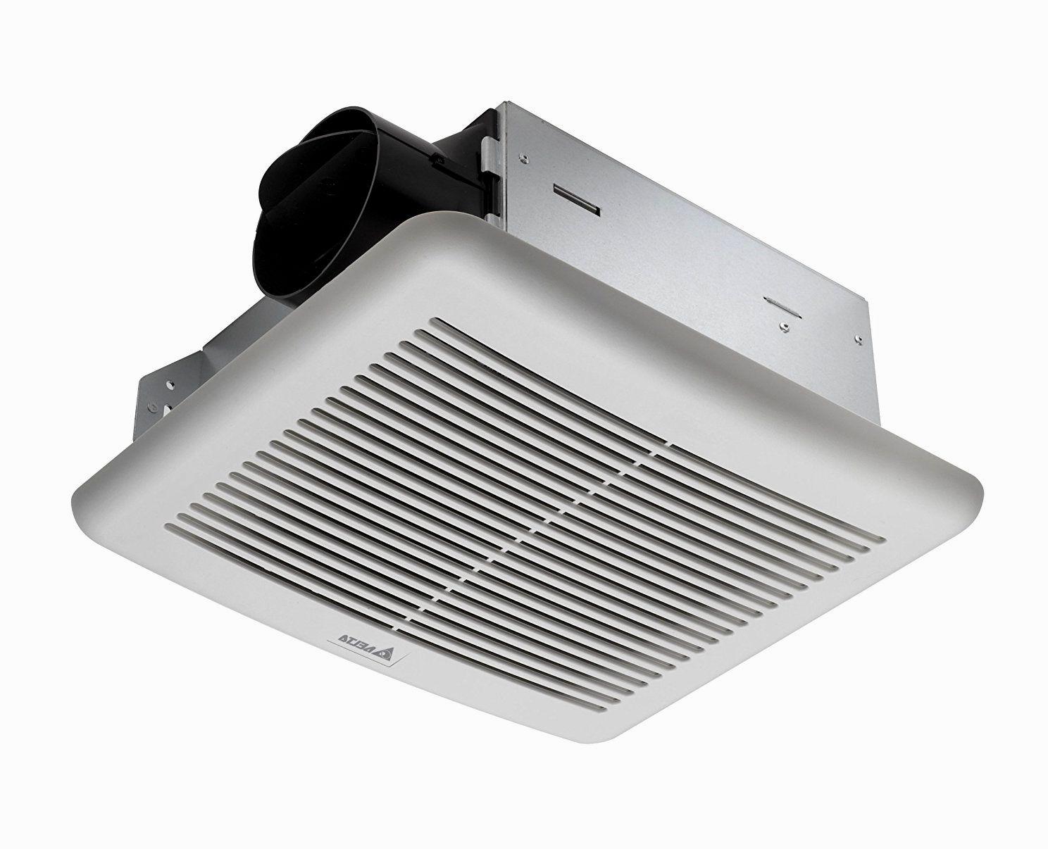 Contemporary Panasonic Bathroom Exhaust Fan with Light ...