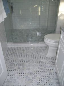 Marble Bathroom Floor Stylish Image From Content Marble Construction