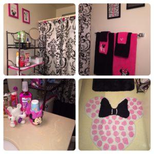 Minnie Mouse Bathroom Decor Best Kids Minnie Mouse Bathroom Kids Pinterest Ideas