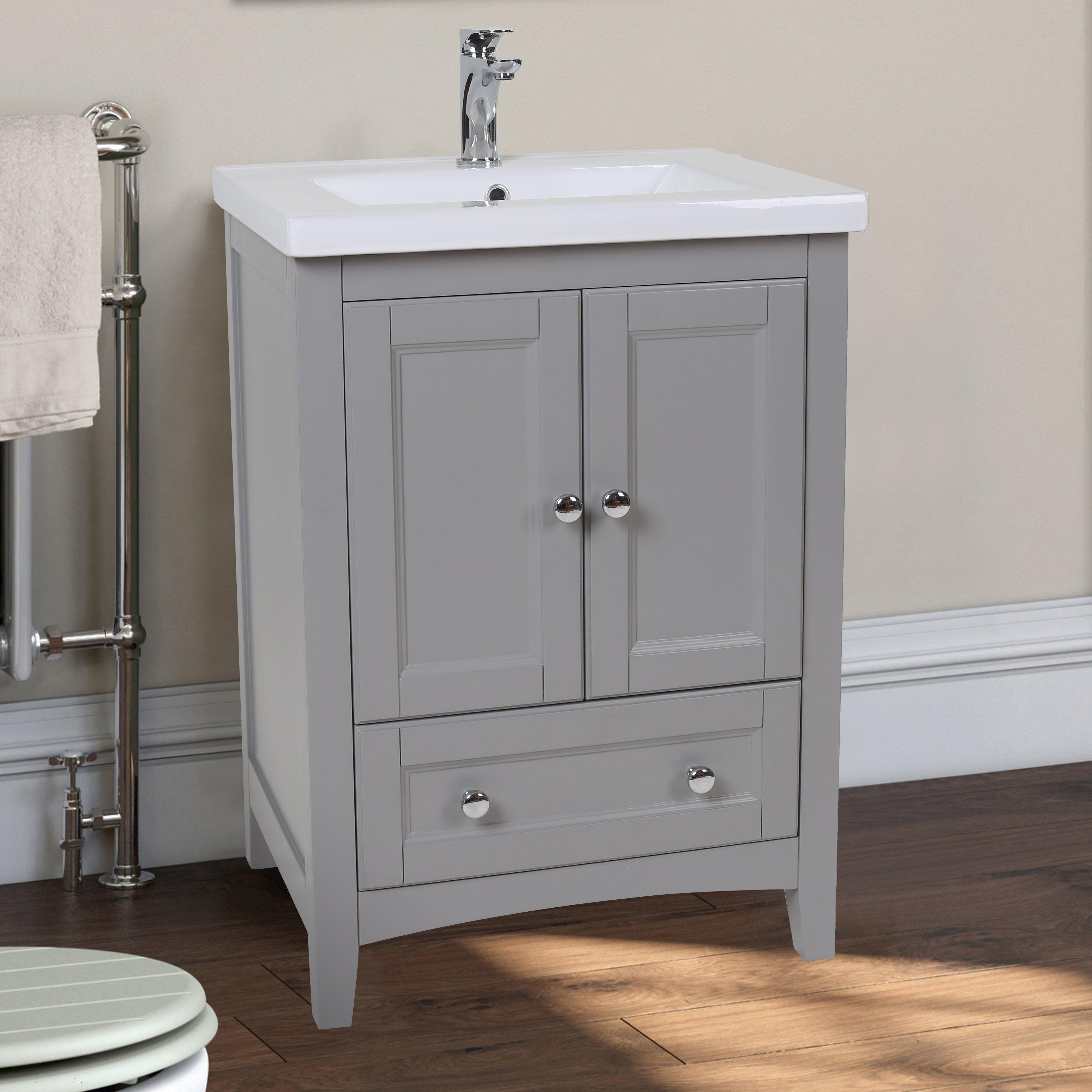 idea vanity sink lowes bathroom white single delancy undermount inch spectacular allen homey roth shop vanover