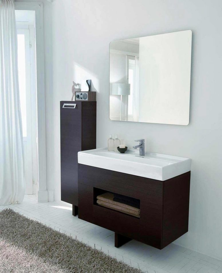modern bathroom mirror wall cabinets gallery-Terrific Bathroom Mirror Wall Cabinets Photograph