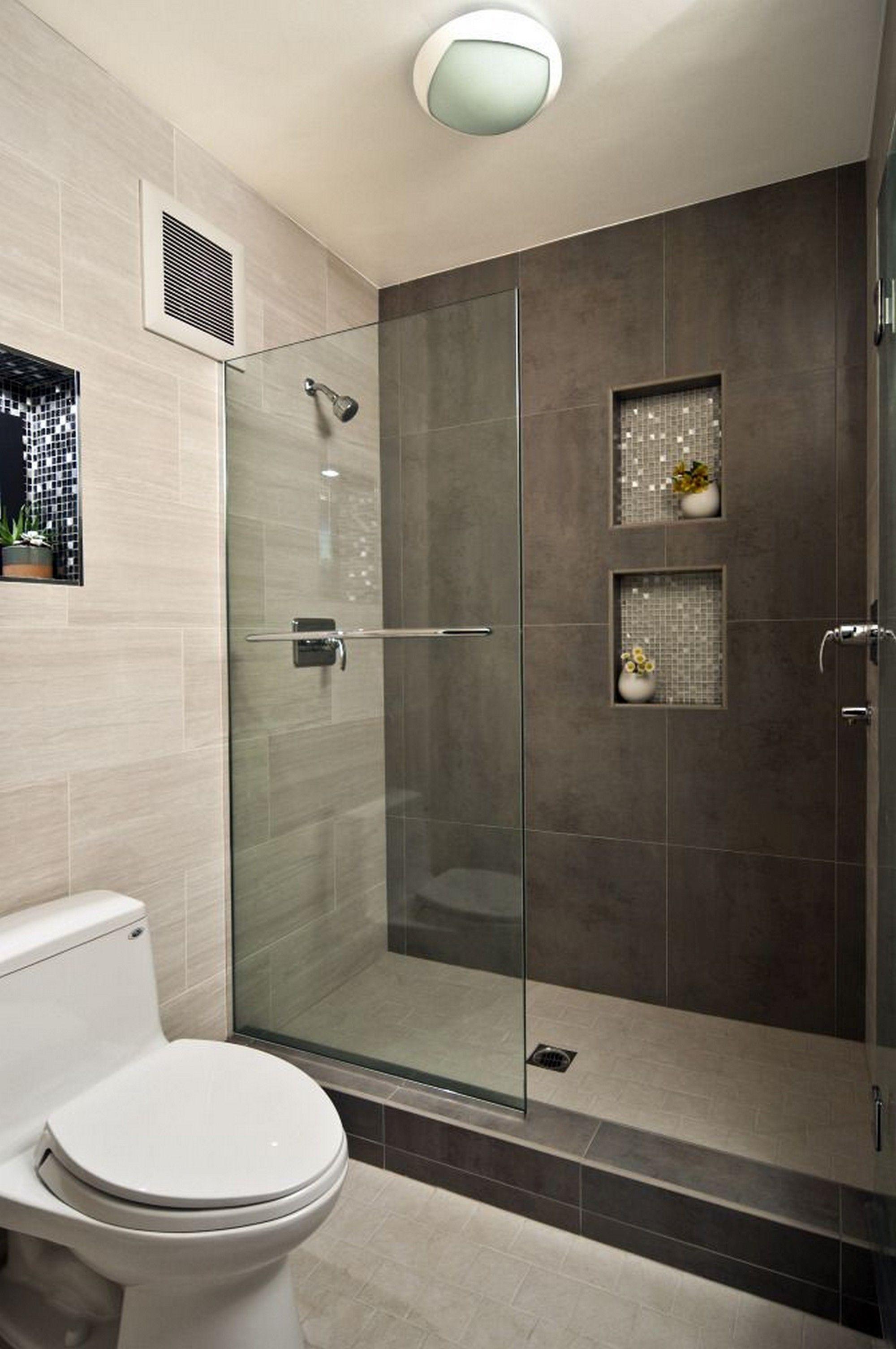 Modern Bathroom Showers Stylish Modern Bathroom Design Ideas with Walk In Shower Architecture