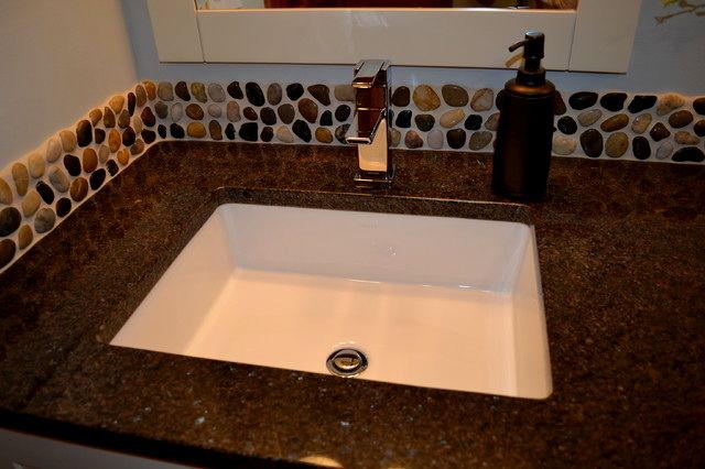 modern bathroom vanity top image-Fancy Bathroom Vanity top Photo