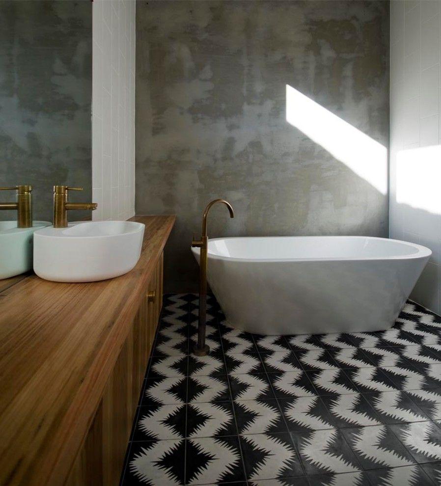 modern cherry blossom bathroom set concept-Stylish Cherry Blossom Bathroom Set Layout