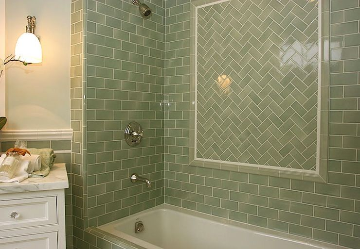 Coastal Style Bathrooms - Sea Green Designs LLC