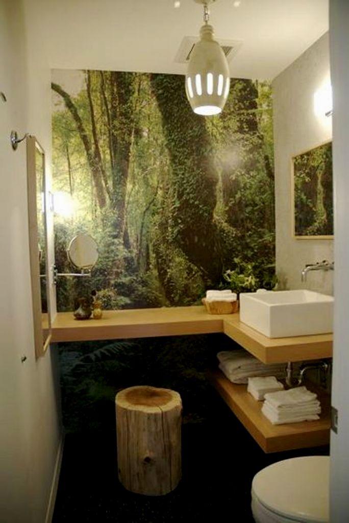 modern small bathroom makeover photograph-Cute Small Bathroom Makeover Model