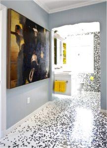 Mosaic Tile Bathroom Floor Unique How to Tile A Bathroom Floor Mosaics with Glass Mosaic Tile Photo