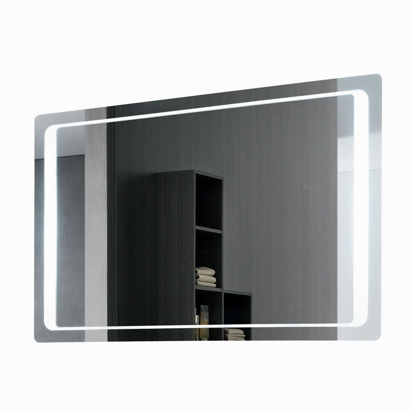 new bathroom frameless mirror photo-Awesome Bathroom Frameless Mirror Concept