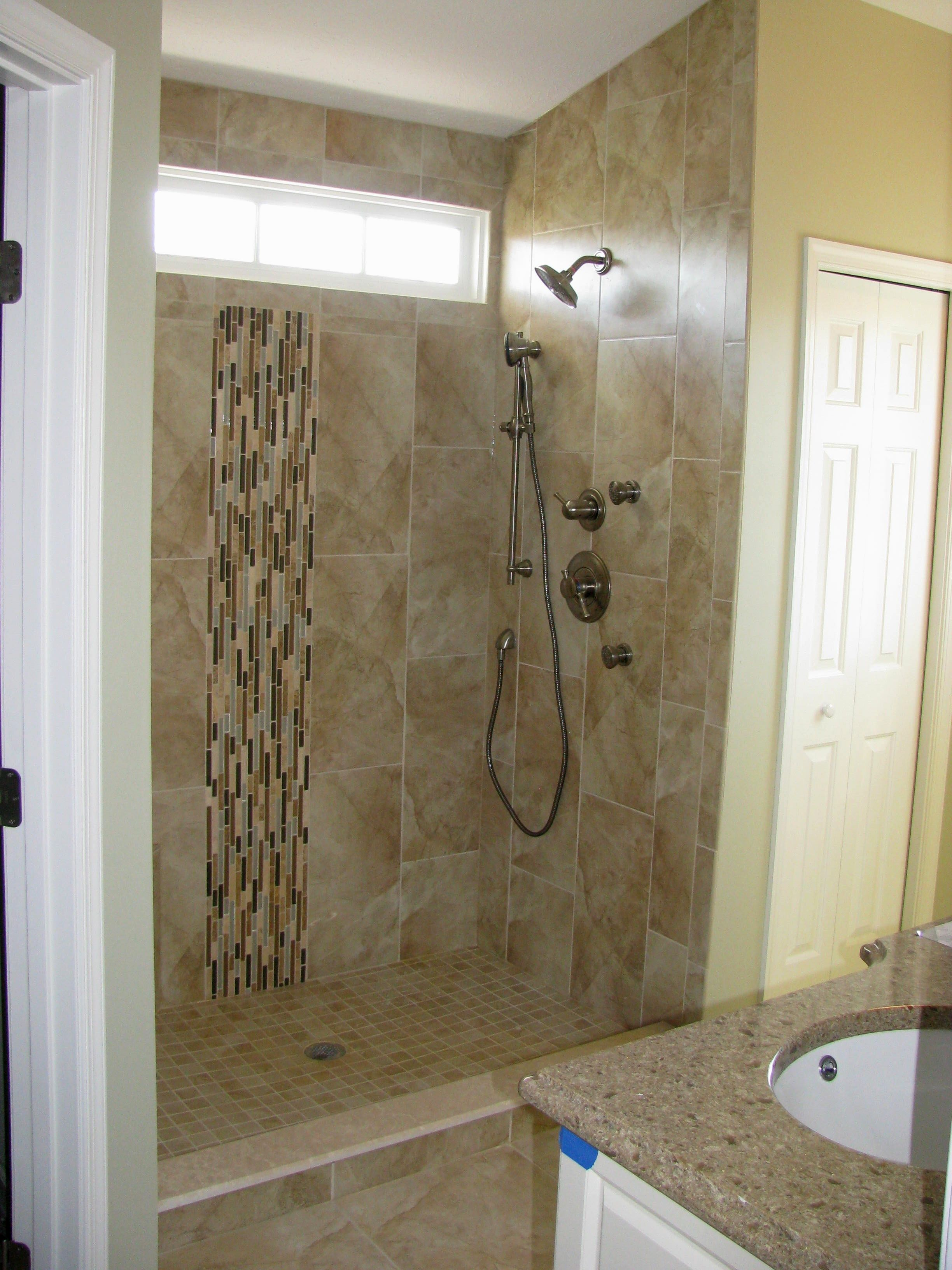 new tile walls in bathroom layout-Inspirational Tile Walls In Bathroom Model