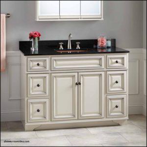 Off White Bathroom Vanity Excellent New F White Bathroom Vanities Shower Room Idea Concept