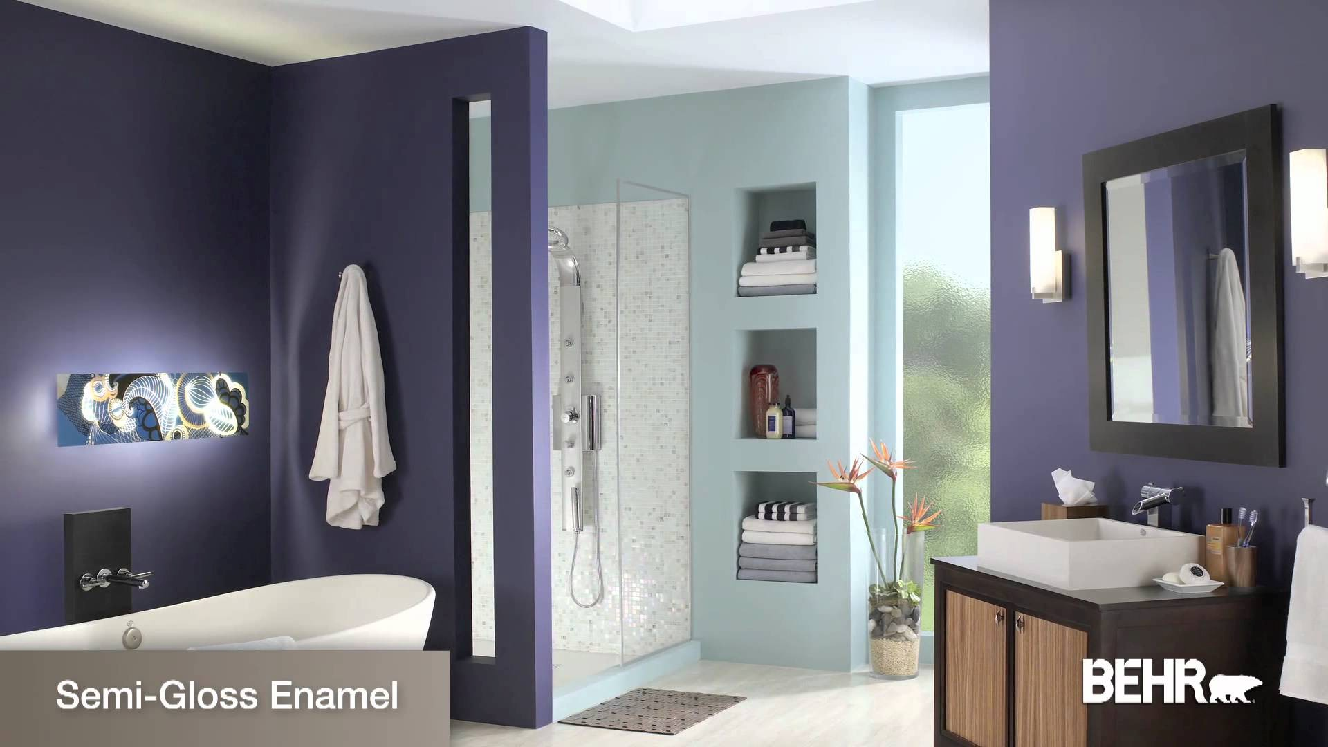 Charmant Paint Sheen For Bathroom Cute How To Paint Interiors Choosing Sheen 4 Ideas