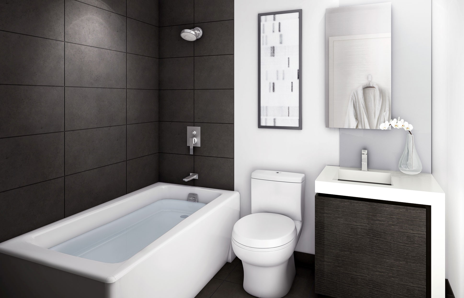 Pictures Of Bathroom Designs Terrific Popular Of Simple Small Bathroom Designs On House Decorating Ideas Wallpaper