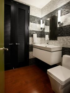 Powder Bathroom Ideas Awesome Bathrooms Design Half Bathroom Designs Powder Room Minimum Photo