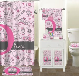 Princess Bathroom Set Lovely Princess Bathroom Accessories Set Personalized Online