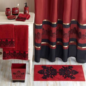 Red Bathroom Sets Incredible Picture 3 Of Red Bathroom Rug Set Awesome Red Bathroom Rug Image
