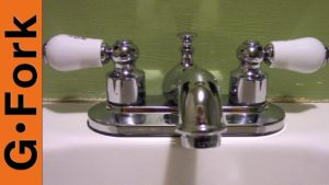 Replacing Bathroom Sink Faucet Unique How to Install A Bathroom Sink Faucet Picture