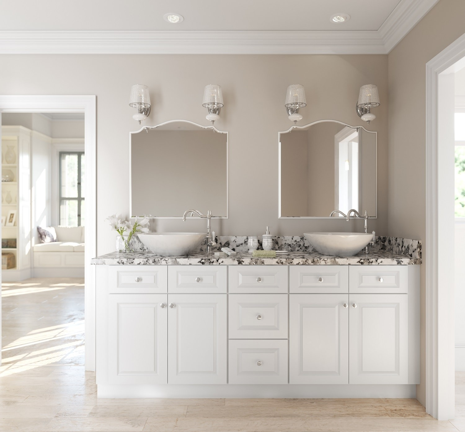 Rta Bathroom Cabinets Best Of Ready To Emble Vanities All Home Picture