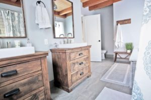 Rustic Modern Bathroom Terrific Rustic Modern Farmhouse Bath tour sources Photograph
