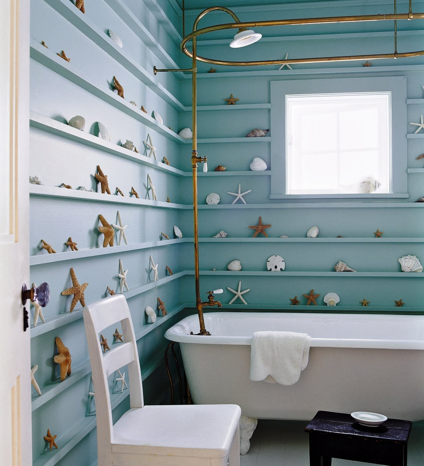 Sea themed Bathroom Beautiful Sea Style Bathroom Interior and Decorating Inspiration Home Image