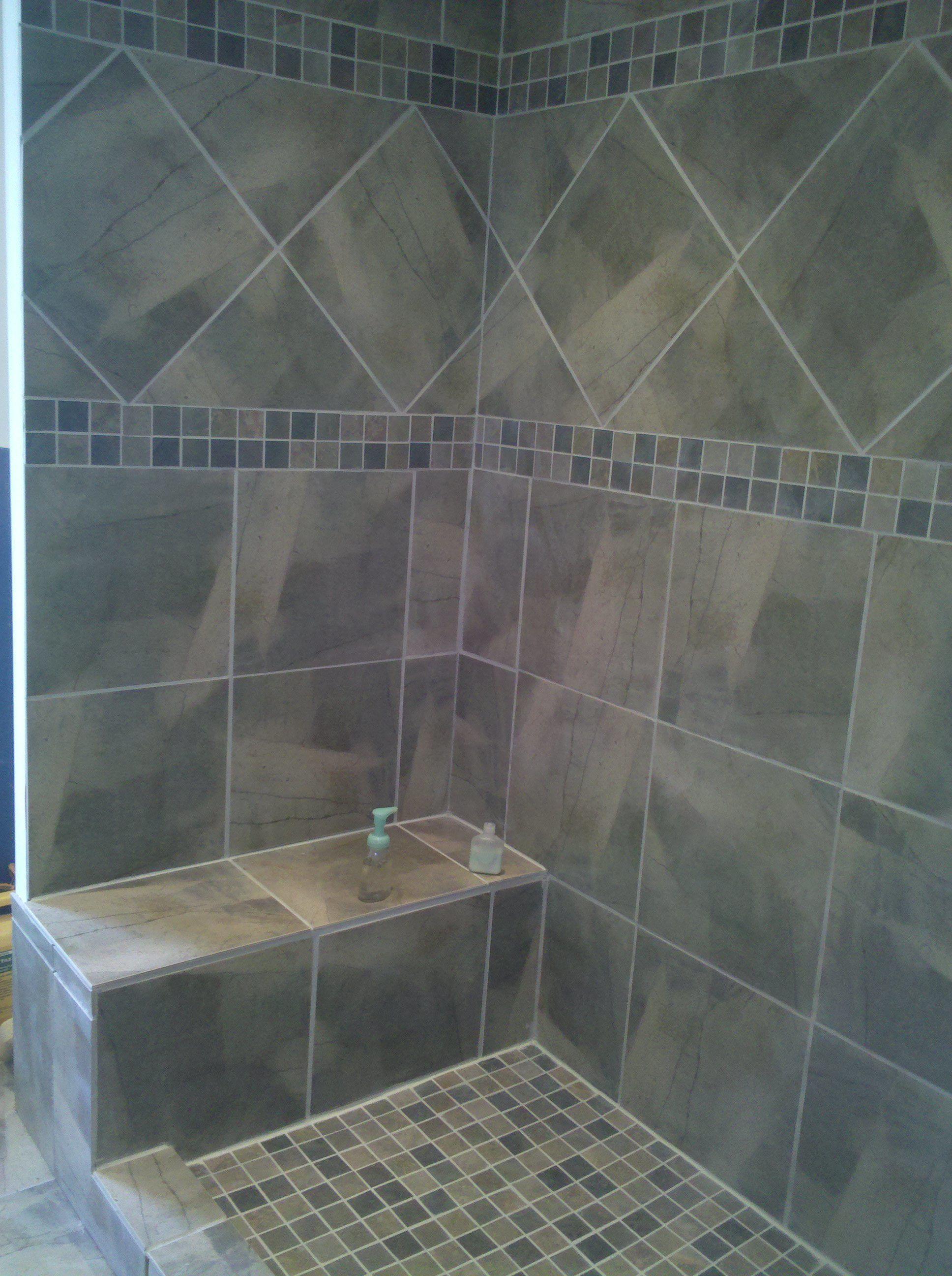 sensational gray bathroom floor tile decoration-Beautiful Gray Bathroom Floor Tile Portrait