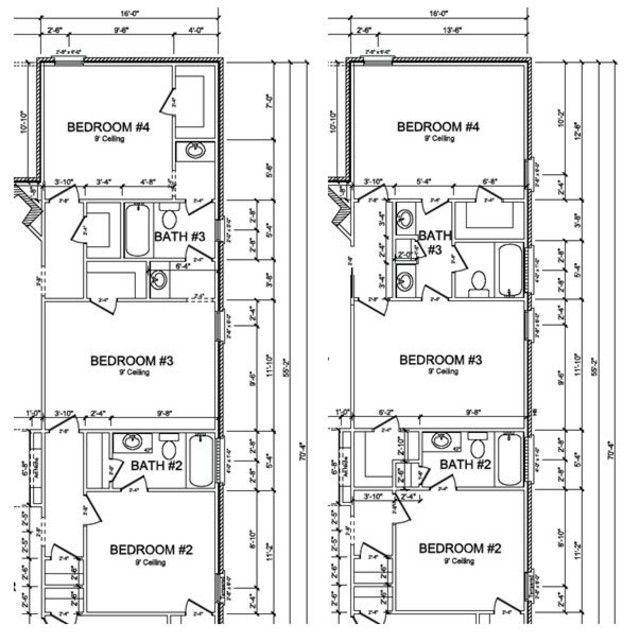 sensational house plans with jack and jill bathroom architecture-Finest House Plans with Jack and Jill Bathroom Model