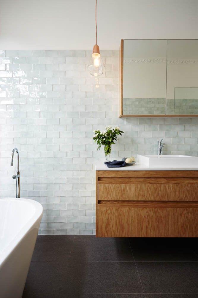 sensational marble subway tile bathroom portrait-Contemporary Marble Subway Tile Bathroom Layout