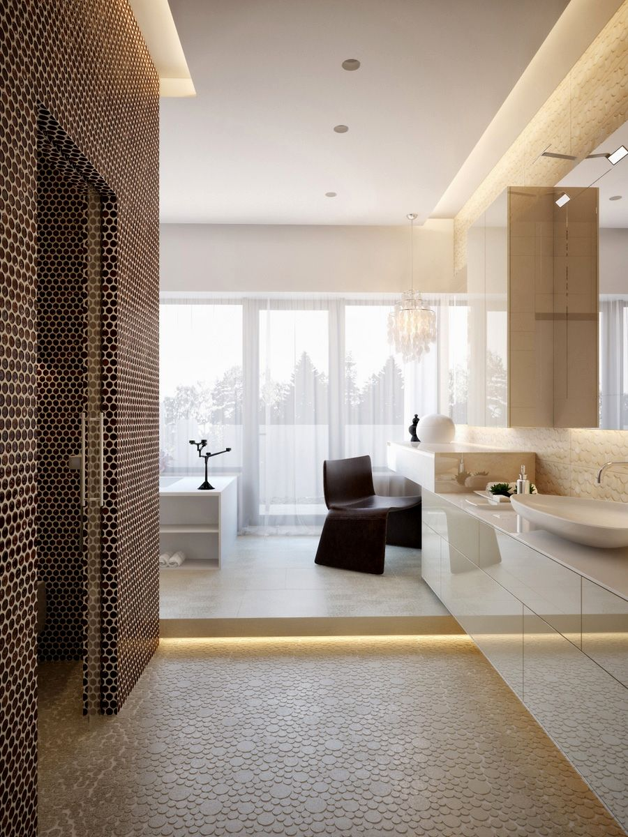 sensational small bathroom tiles design model-Contemporary Small Bathroom Tiles Design Architecture