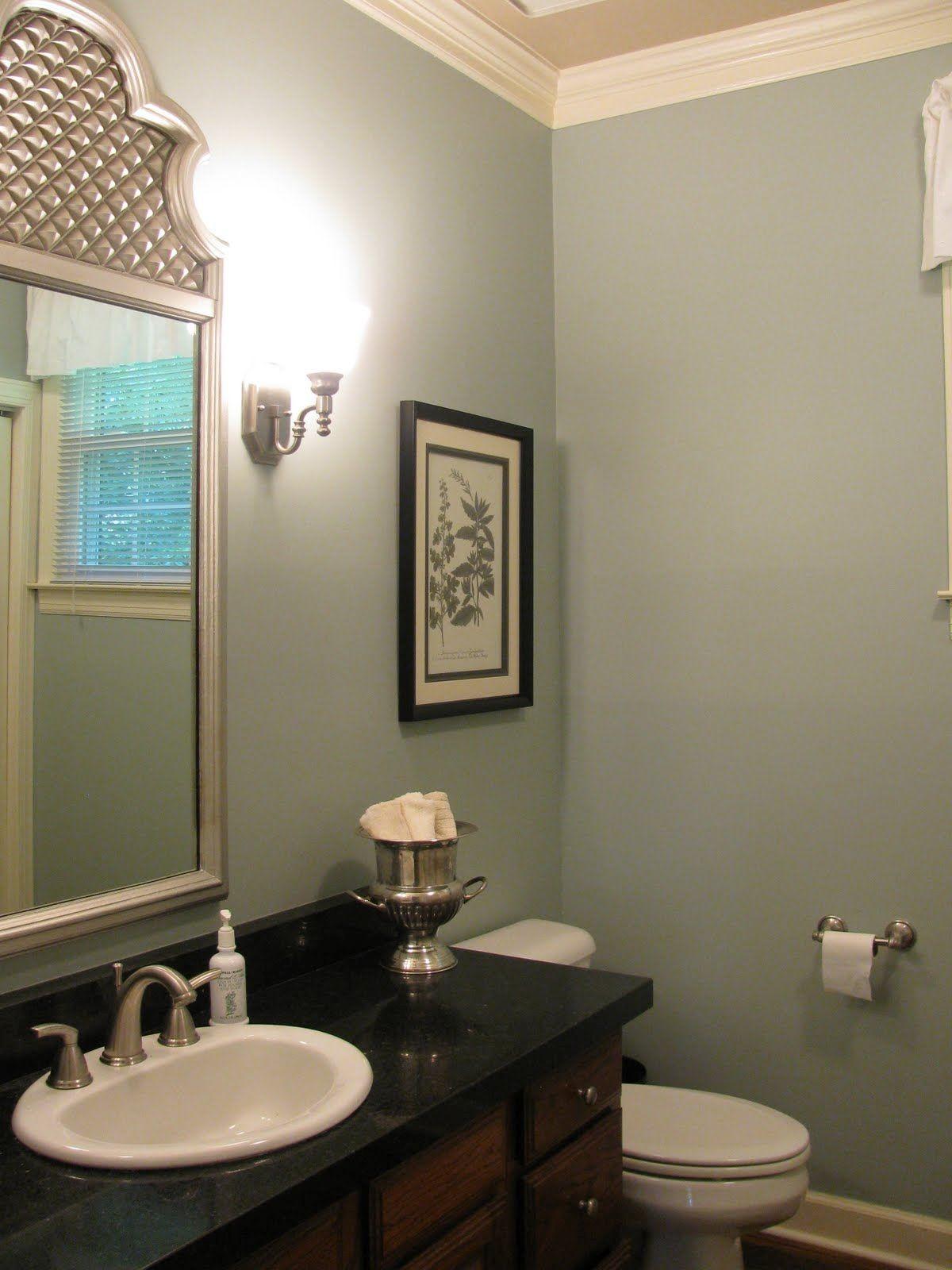 Sherwin Williams Bathroom Paint Terrific My Favorite Color Of All Time Silvermist Décor