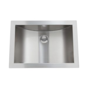 Stainless Bathroom Sink Amazing Optimum Stainless Steel Curved Undermount Sink Bathroom Portrait