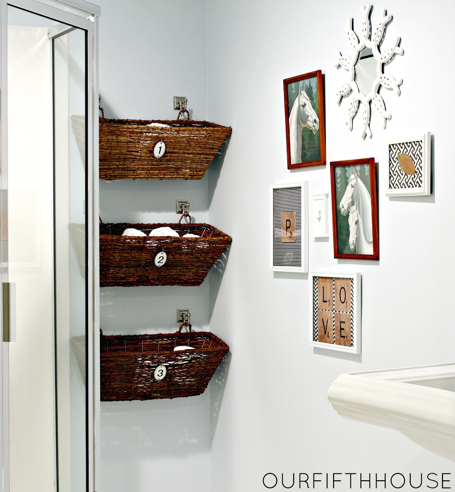 Storage Ideas For Small Bathrooms Fresh Bathroom Wall Solutions And Décor