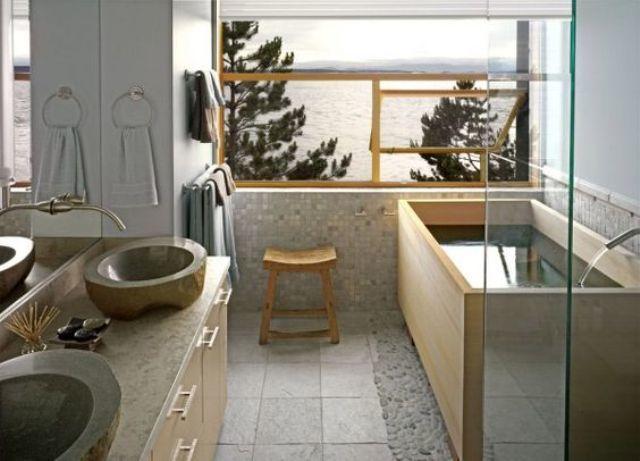 stunning floor tiles bathroom décor-Fascinating Floor Tiles Bathroom Concept