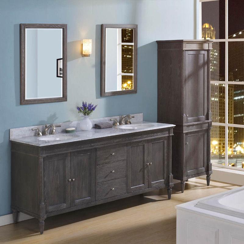 stunning oak bathroom vanity ideas-Cute Oak Bathroom Vanity Model