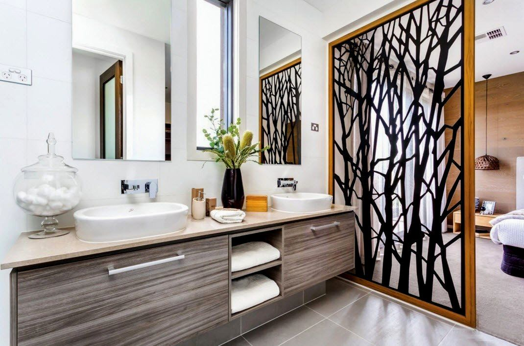stylish bathroom color combinations photo-Awesome Bathroom Color Combinations Collection