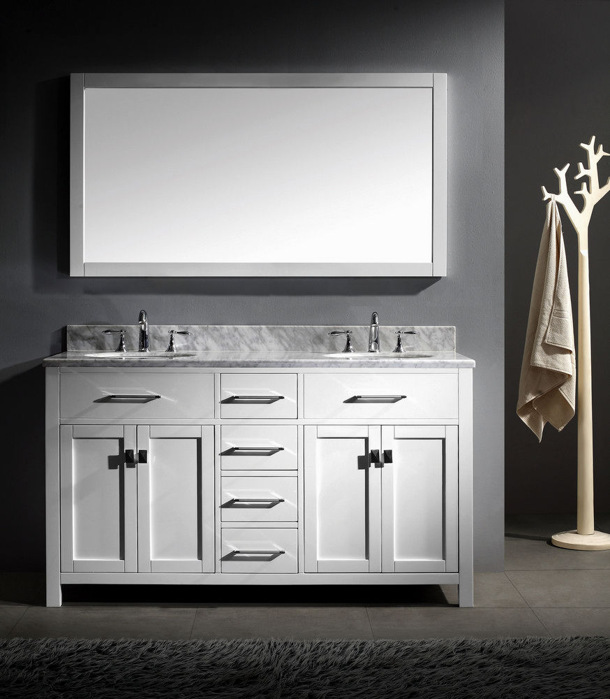 stylish bathroom double vanities with tops online-Wonderful Bathroom Double Vanities with tops Gallery