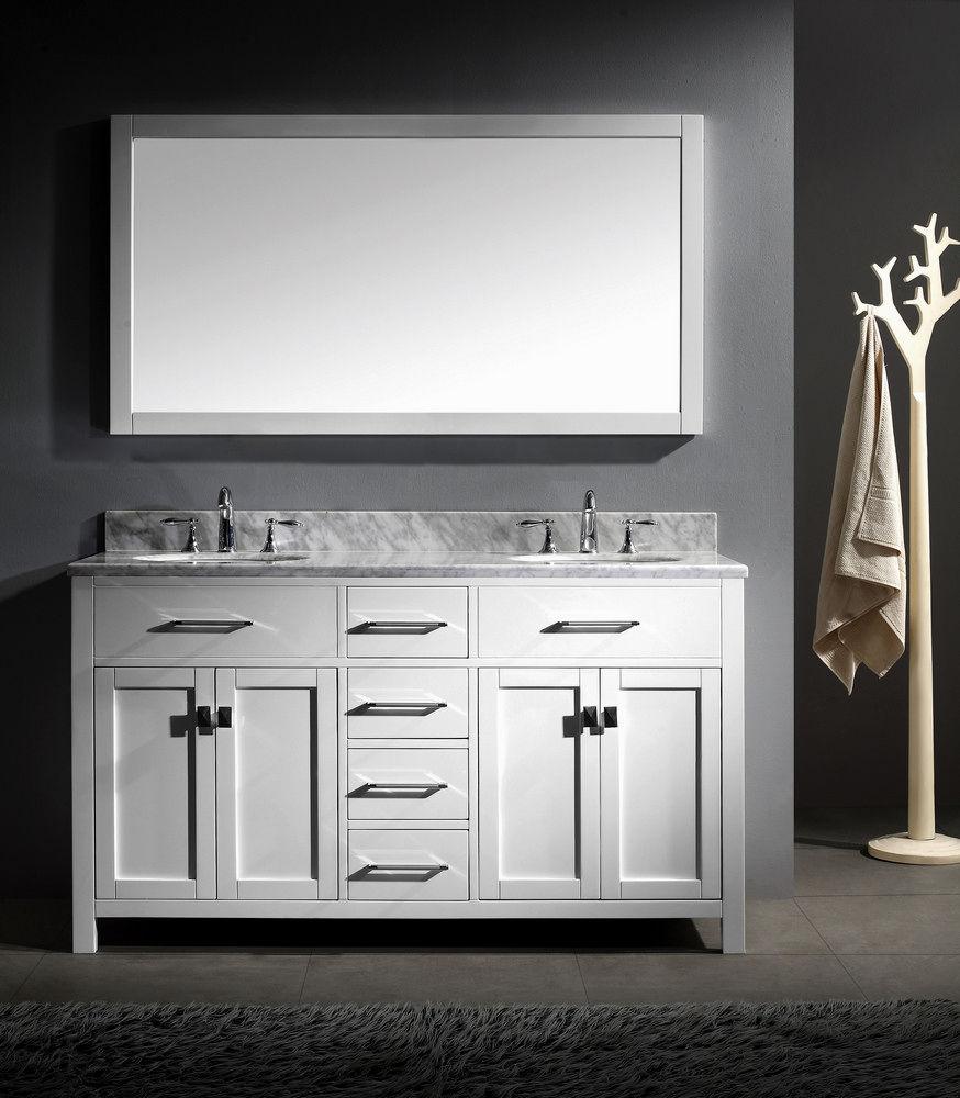 stylish bathroom double vanities with tops online-Wonderful Bathroom Double Vanities with tops Gallery