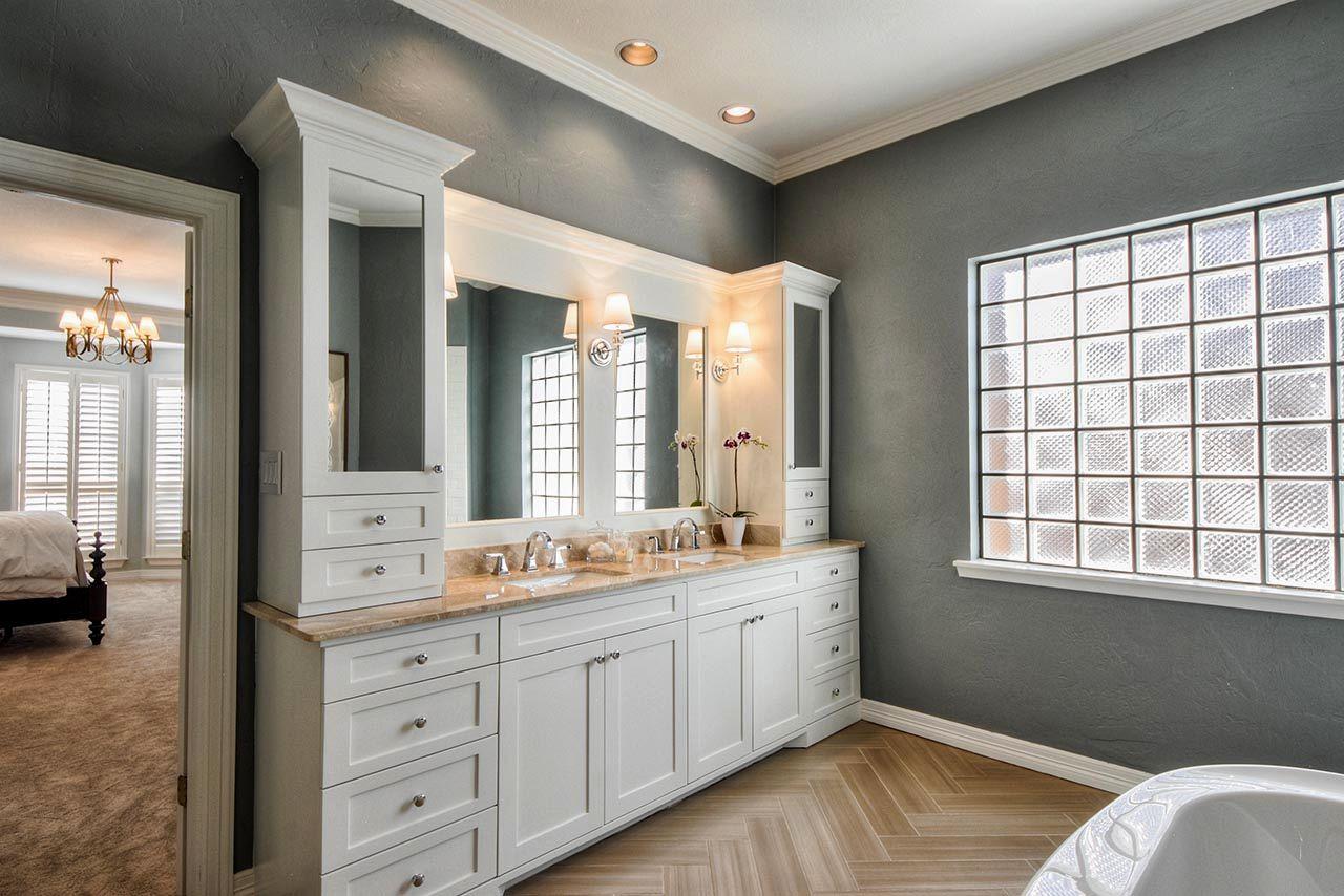stylish bathroom frameless mirror design-Awesome Bathroom Frameless Mirror Concept