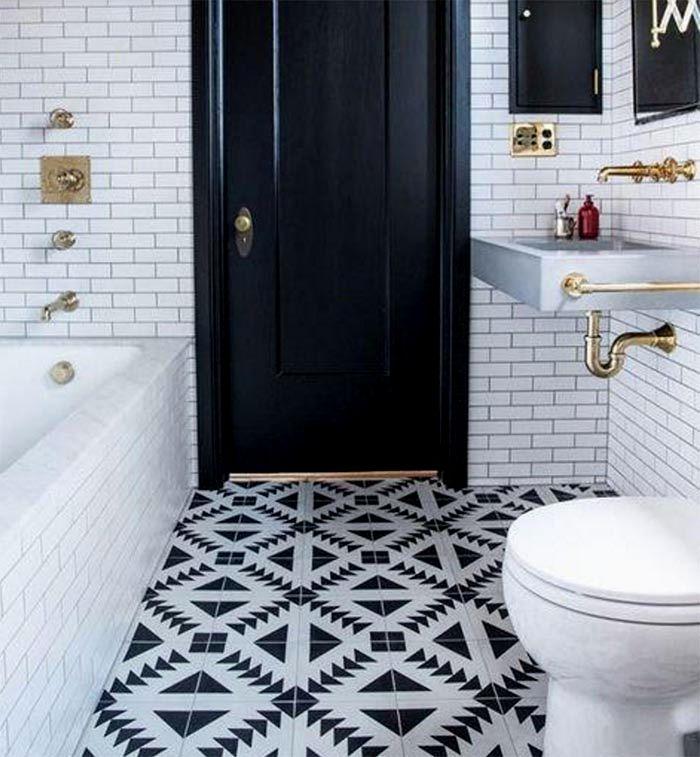 Elegant Bathroom Wall Sconces: Elegant Peel And Stick Bathroom Wall Tiles Photo