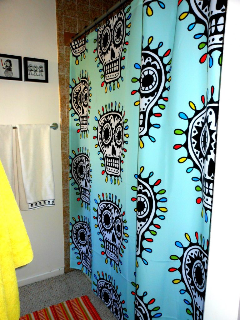 Fresh Sugar Skull Bathroom Decor Design - Bathroom Design Ideas ...