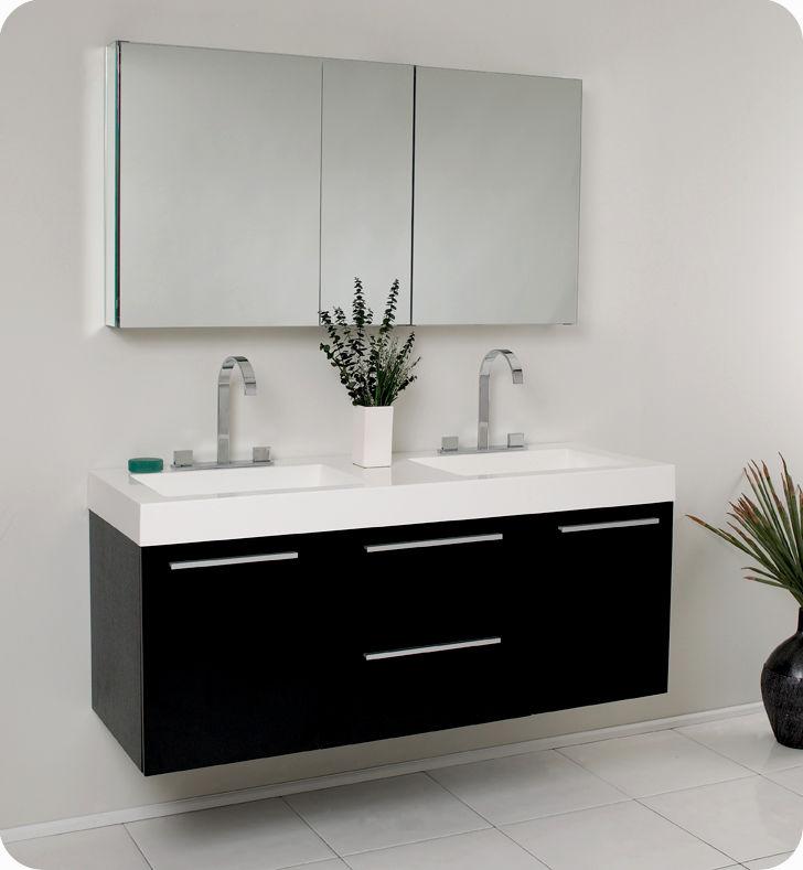 superb 54 inch bathroom vanity single sink décor-Stunning 54 Inch Bathroom Vanity Single Sink Portrait