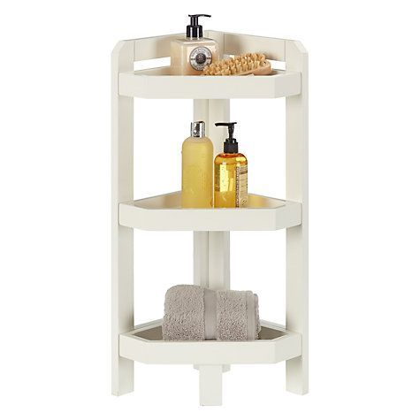 terrific 3 tier bathroom shelf online-Modern 3 Tier Bathroom Shelf Design