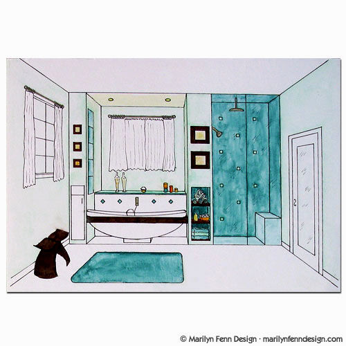 terrific how to draw a bathroom construction-Beautiful How to Draw A Bathroom Construction
