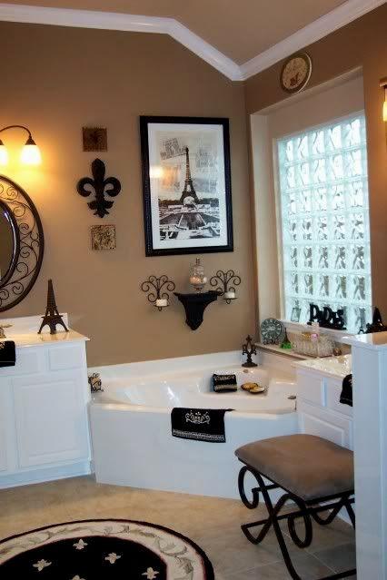 terrific paris themed bathroom accessories construction-Best Paris themed Bathroom Accessories Photograph