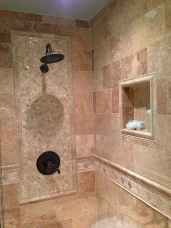 Elegant Peel and Stick Bathroom Wall Tiles Photo - Home ...