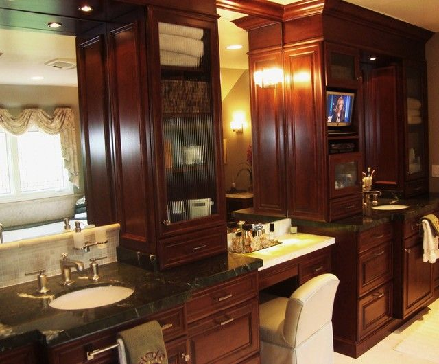 top bathroom vanity with makeup station architecture-Excellent Bathroom Vanity with Makeup Station Layout