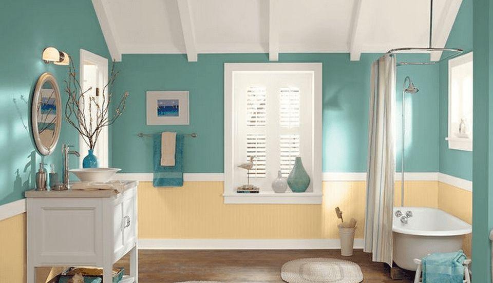 top best paint for bathroom photo-Latest Best Paint for Bathroom Concept