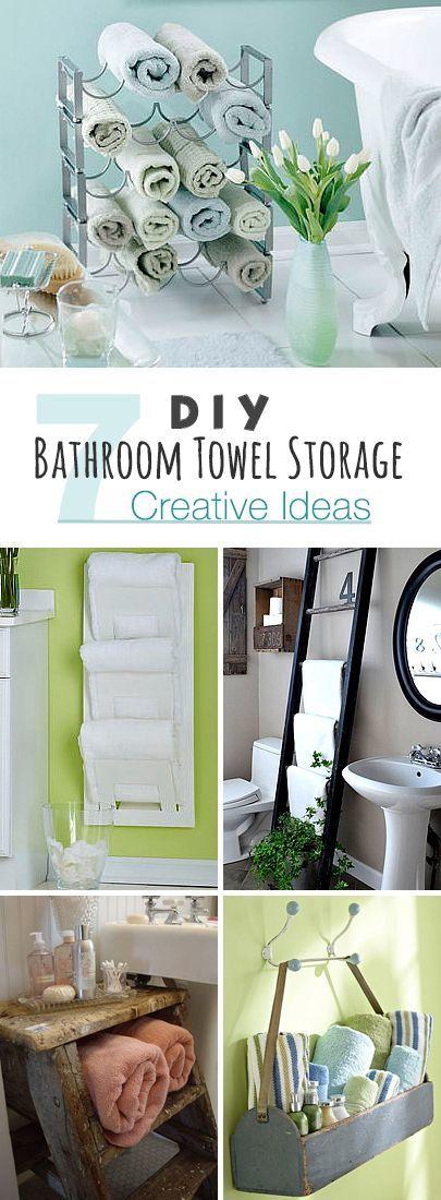 top creative bathroom storage ideas-Beautiful Creative Bathroom Storage Pattern