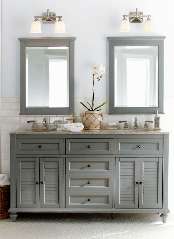 top farmhouse style bathroom vanity gallery-Stylish Farmhouse Style Bathroom Vanity Pattern