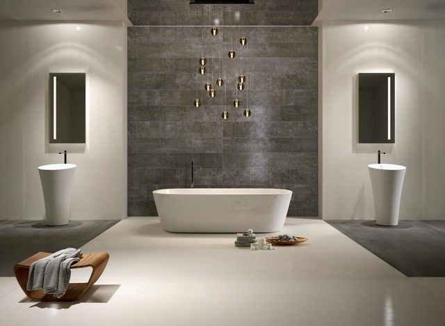 top gray and brown bathroom gallery-Elegant Gray and Brown Bathroom Inspiration