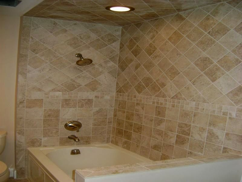 unique bathroom ideas with tile design-Beautiful Bathroom Ideas with Tile Design
